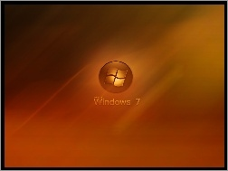 Pomara�cz, Windows 7, Logo